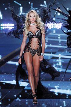Victoria's Secret Fashion Show - Candice Swanepoel 2014 - Angel Ball segment
