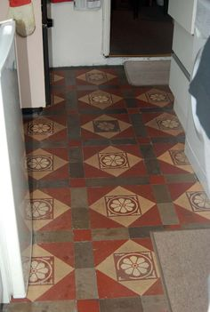 ll change for the houses on the St Quintin state North . Victorian Hall, Victorian Tiles, Victorian Bathroom, Antique Tiles, Minton Tiles, Quarry Tiles, Geometric Tiles, Encaustic Tile, Latest Cars
