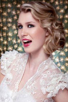 #bridal hairstyle