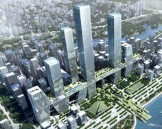 LOVE this idea for a sky street!