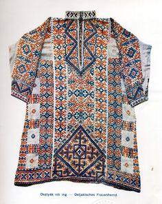 South Khanty Embroidery