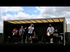 The Voodoos - Yesterday's Future (hd),  these guys are awesome live, saw them with Queensryche