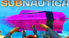 Subnautica - Building The Underwater City Base! Subnautica let's play Su...