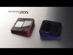 #laBola Nintendo presenta la 2DS, una 3DS sin 3D. WTF!!! http://shar.es/zxUZ6