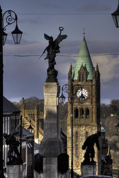 Derry, Northern Ireland