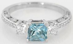 I have the setting- just need the Aquamarine for Ky's birthstone.