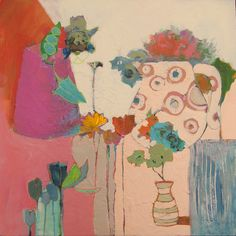 The Creamy Teapot....judy thorley