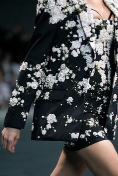 Givenchy S/S 2014 .