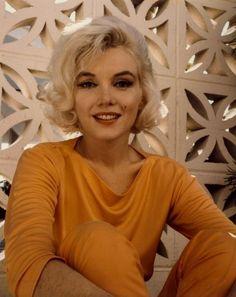 A última foto Sessão de Marilyn Monroe