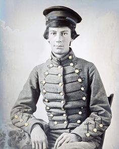 8 by 10 Photo Print 1860 Virginia Military Institute Cadet American Civil War, American History, Stonewall Jackson, Confederate States Of America, Civil War Quilts, War Image, Civil War Photos, Army & Navy, Civilization