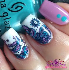 Nail Art ~ Review: Born Pretty Store Water Decals