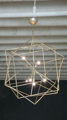 Hubert Le Gall, 'Polyedres chandelier,' 2006, Twenty First Gallery