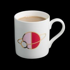 Saturn Mug — Perfectly Put Together Bone China, About Uk, Tea, Mugs, Tableware, How To Make, Design, Dinnerware, Tumblers