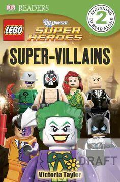 Super-Villains: Lego Dc Universe Super Heroes