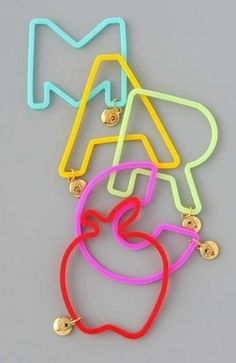 Silly bands by Marc Jacobs