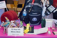 Self Reliance: How to Make a Go-Bag Mormon Channel, Chris Craft Boats, 72 Hour Kits, Emergency Supplies, Emergency Planning, Self Reliance, Go Bags, In Case Of Emergency, Disaster Preparedness