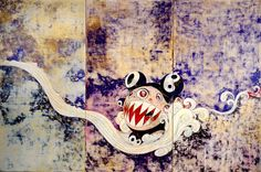 Takashi Murakami Prints for sale from Kumi Contemporary. Shop for Limited Edition Signed Prints by Takashi Murakami. Superflat, Art Pop, Art Japonais, Museum Of Contemporary Art, Japanese Artists, Oeuvre D'art, Art World, Asian Art, Illustration Art