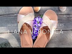 FASHION How to Style: The Trendy Slipper | Liana Veronica