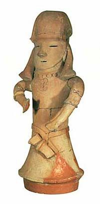 ancient japanese clay sculptures - Google Search