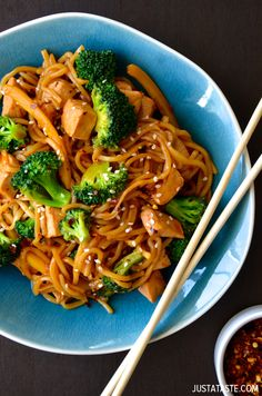 Chicken and Broccoli Stir-Fry #recipe @Sunil Kanderi Mehra a Taste | Kelly Senyei