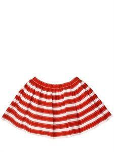 Klassisk nederdel - fin hvis farverne lige rammer plet. L  Armani sailor striber