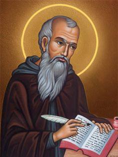 An image of Saint Jerome