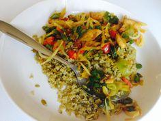 Want quinoa is zó 2014 (grapje)