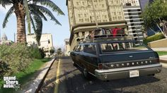 Grand Theft Auto 5. Grand Theft Auto V is an upcoming open world action- adventure video game being developed by Rockstar North and published by Rockstar ... http://mygamewins.com/