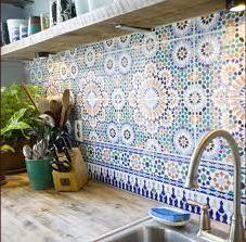 Orientalisch Fliesen sind individuell im Design und eignen sich für jeden Wohnraum.