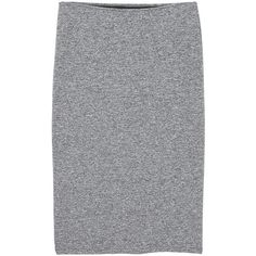 Fitted Skirt (720 RUB) ❤ liked on Polyvore featuring skirts, elastic waistband skirt, textured skirt, fitted skirt, mango skirts and elastic waist skirt