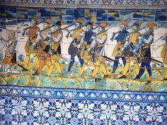 Ejemplo de la ceramica talaverana  Talavera de la Reina  Toledo