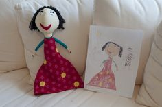 Sunny Little Studio - Gallery - Custom Items From Your Child's Artwork