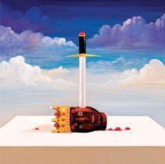 "George Condo x Kanye West ""My Beautiful Dark Twisted Fantasy"", Alternative Cover Art III"