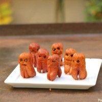 Recette pour Halloween : Saucisses terrifiantes »