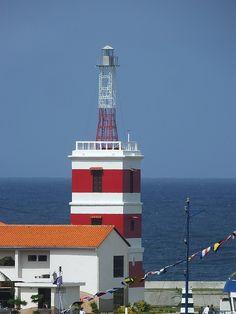 Venezuela - PUERTO CABELLO - Punta Brava Lighthouse - World of Lighthouses