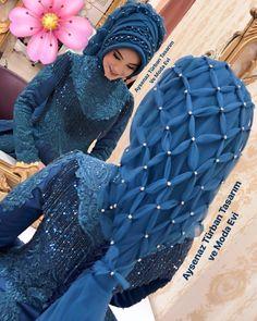 Hijabi Wedding, Wedding Hijab Styles, Muslimah Wedding Dress, Muslim Wedding Dresses, Wedding Abaya, Bridal Hijab, Hijab Bride, Girl Hijab, Hijab Elegante