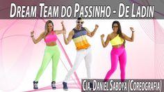 Dream Team do Passinho - De Ladin Cia. Daniel Saboya (Coreografia)