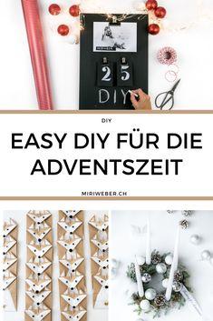 DIY Adventskalender, Geschenkidee, Adventskranz einfach selber machen Ideen für Weihnachten, Advent Chalkbard Fuchs Adventskalender Waldtier Adventskalender
