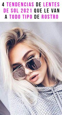 Olvídate de las tendencias de ray-Ban y anímate a llevar nuevos estilos de lentes de sol este 2021. Descubre cuáles son los estilos de moda esta primavera.1. Cool Eye de Chiara Ferragni 2. Octagonal Lentes con marco en D Aviador ¿Sigues pensando cuál es el estilo de lentes de sol que le va a tu rostro? Olvídate de complicaciones y de optar una sola tendencia. ¡Atrévete a romper las reglas y a adoptar tendencias que sumen a tu esencia! Cool, Outfits, High Cheekbones, The Aviator, Retro Vintage, Pink Sparkly, Cat Eyes, Yard Sticks, Suits