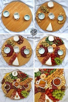 3 Amazing Cold Board Ideas: How to Set Up and Serve and 3 ideias incríveis de tábua de frios: como montar e servir em reuniões informais 3 Amazing Cold Board Ideas: How to Set Up and Serve at Informal Meetings – – # cold # Ideas - Snacks Für Party, Appetizers For Party, Appetizer Recipes, Thanksgiving Appetizers, Christmas Appetizers, Game Night Snacks, Party Drinks, Girls Night Appetizers, Superbowl Party Food Ideas