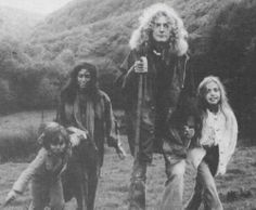 Robert Plant & Family #gettheledout