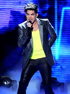 Adam Lambert - went to his first concert and can't wait for his next