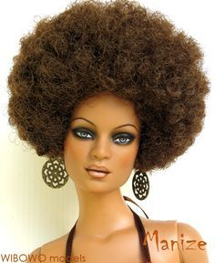 #Afro #Barbie