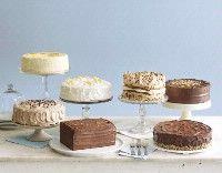 DIY Wedding - Homemade Wedding Cakes - FIJIPEARL's Red Wedding by Color Blog