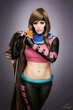 Gambit - Best of Cosplay Collection