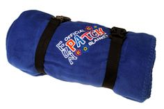 FPB-RYL - Fun Patch Blanket - Royal