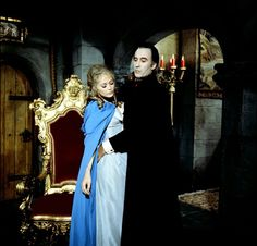 Scars of Dracula is a 1970 Hammer horror movie starring Christopher Lee, Dennis Waterman and Jenny Hanley. Scars of Dracula was directed by Roy Ward Baker. Hammer Horror Films, Hammer Films, Horror Books, Vampire Dracula, Vampire Books, Dracula Nbc, Dustin Hoffman, Jenny Hanley, Angels