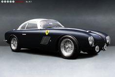 1957 Ferrari 250 GT Berlinetta by Zagato