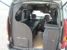 2005 Renault Kangoo Mini Micro Single Berth Camper MPV Campervan  NO SWAP PX