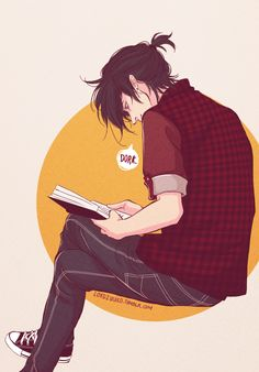 """"""" """"Dude, you're crushing on Keith? I heard from someone that he's ace."""" """"Yeah, he is. Isn't that amazing? He's so wonderful and he loves aliens, too."""" """" Because Ace Keith who loves to read is my jam...."""""""